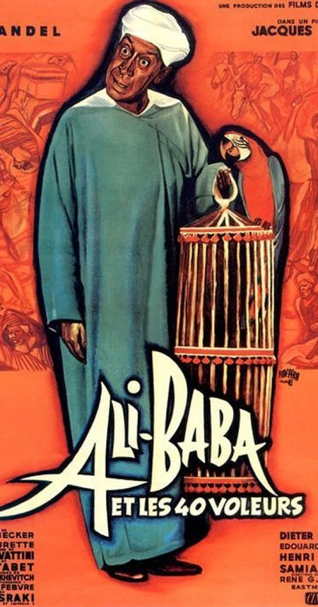 Ali Baba and the Forty Thieves 1954 BRRip XviD AC3-FWOLF