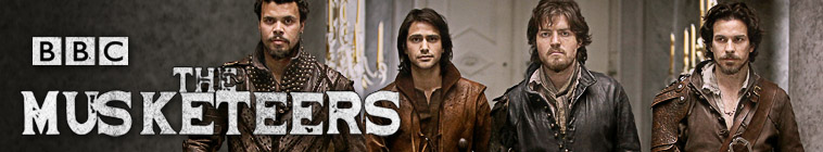The Musketeers S03 NTSC DVDR-ToF