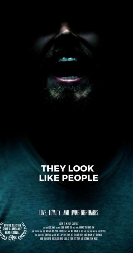 They Look Like People 2016 HDRip XviD AC3-EVO