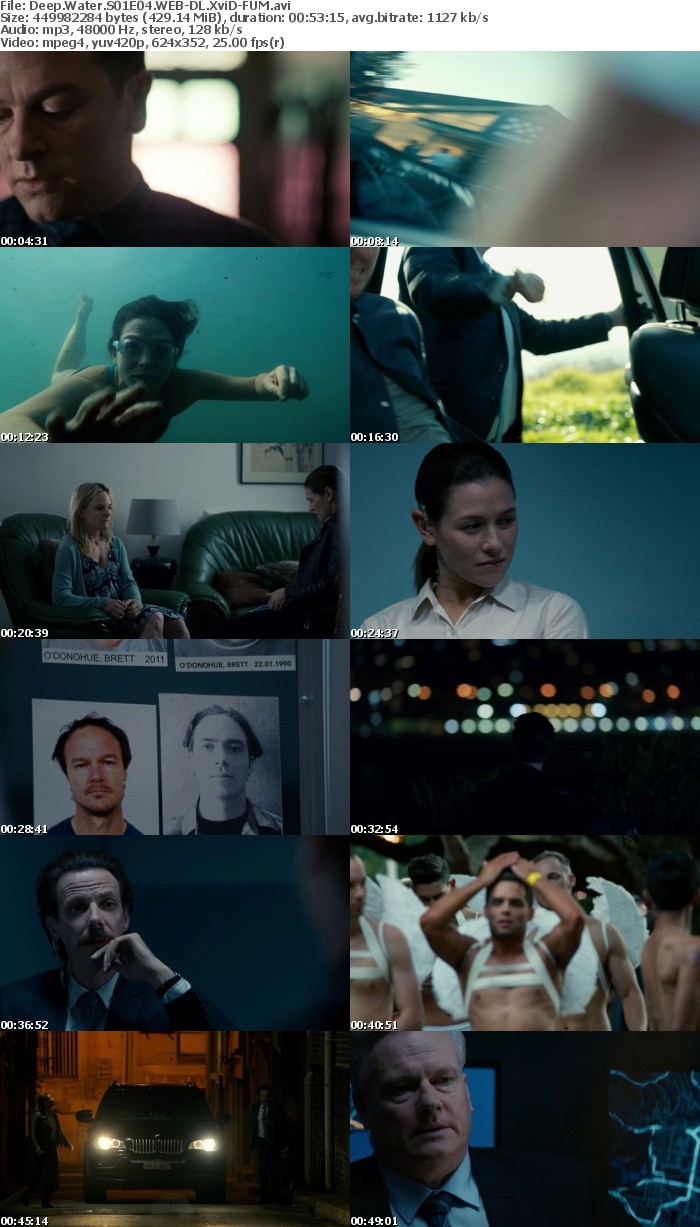 Deep Water S01E04 WEB DL XviD FUM