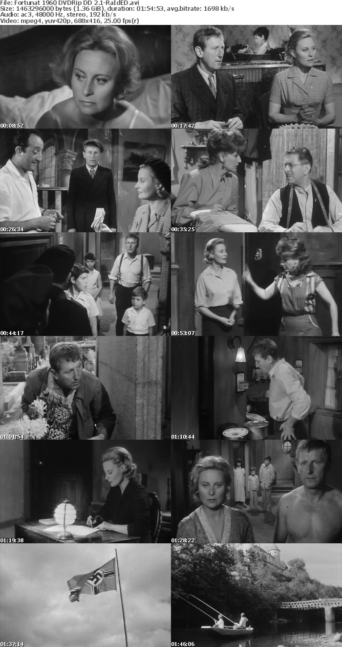 Fortunat 1960 (FRENCH ONLY) DVDRip DD 2 1-RaIdED