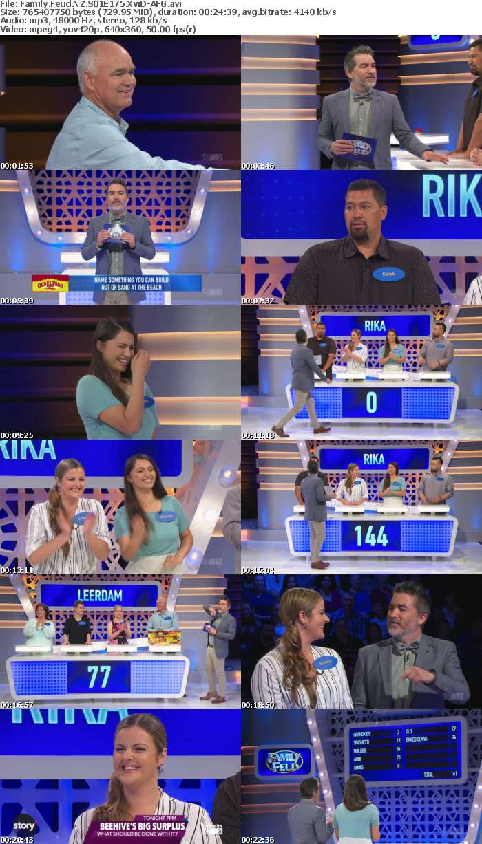Family Feud NZ S01E175 XviD-AFG