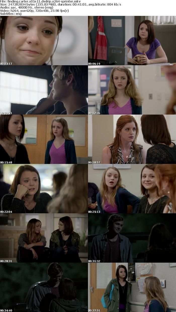 Finding Carter S01 DVDRip x264