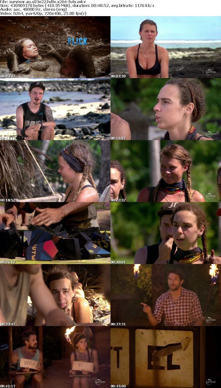 Survivor AU S03E22 HDTV x264-FUtV