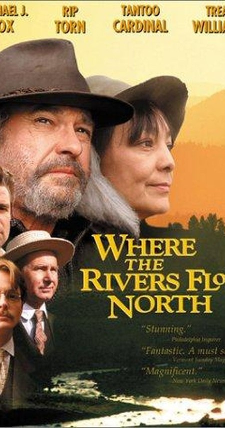 Where The Rivers Flow North (1993) - DVD Rip