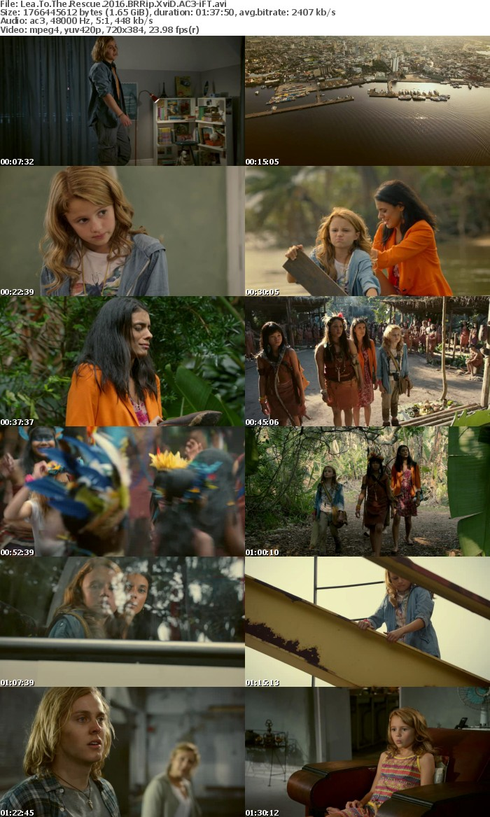 Lea To The Rescue 2016 BRRip XviD AC3-iFT