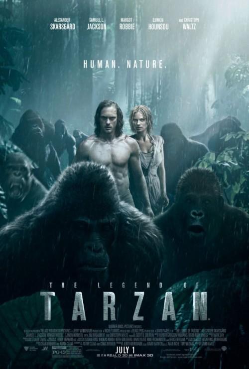 The Legend Of Tarzan 2016 Pldub Bdrip X264-flame