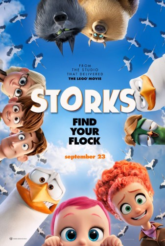 Storks (2016) 1080p Brrip X264 Aac-etrg