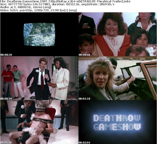 Deathrow Gameshow 1987 720p BluRay x264-x0r