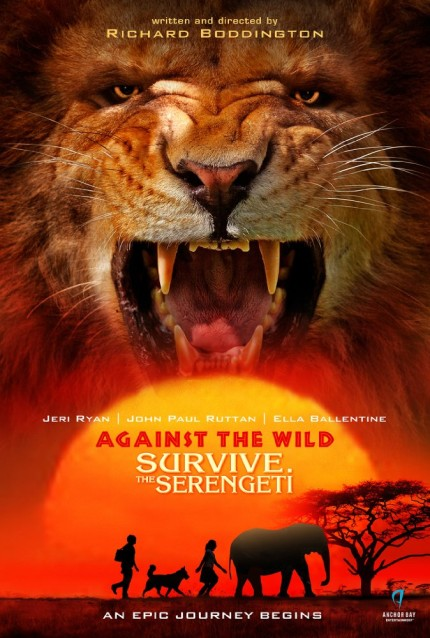 Against the Wild 2 Survive the Serengeti (2016) 480p BRRip x264-mSD