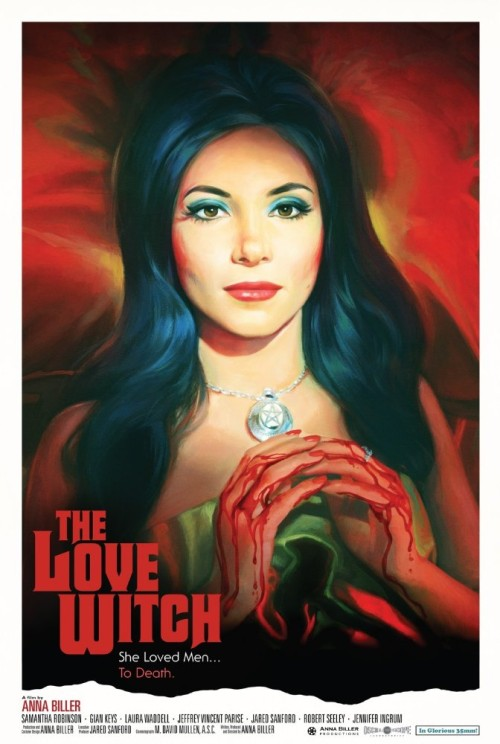 The Love Witch 2016 LiMiTED BDRip x264-EiDER The Love Witch (2016)