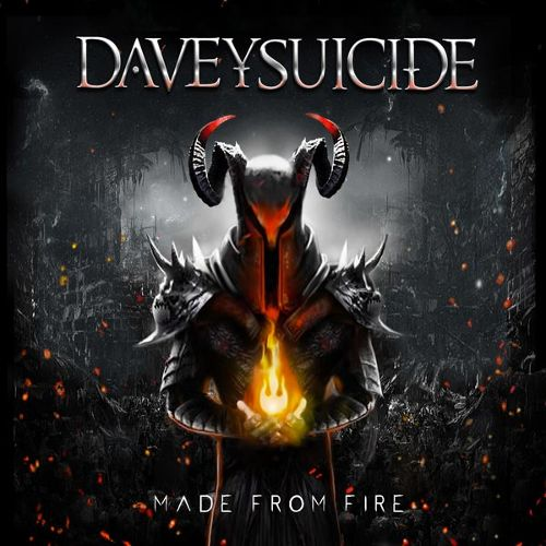 Davey Suicide - Made From Fire (2017)