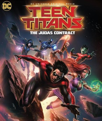 Teen Titans The Judas Contract (2017) Brrip X264 Ac3-manning