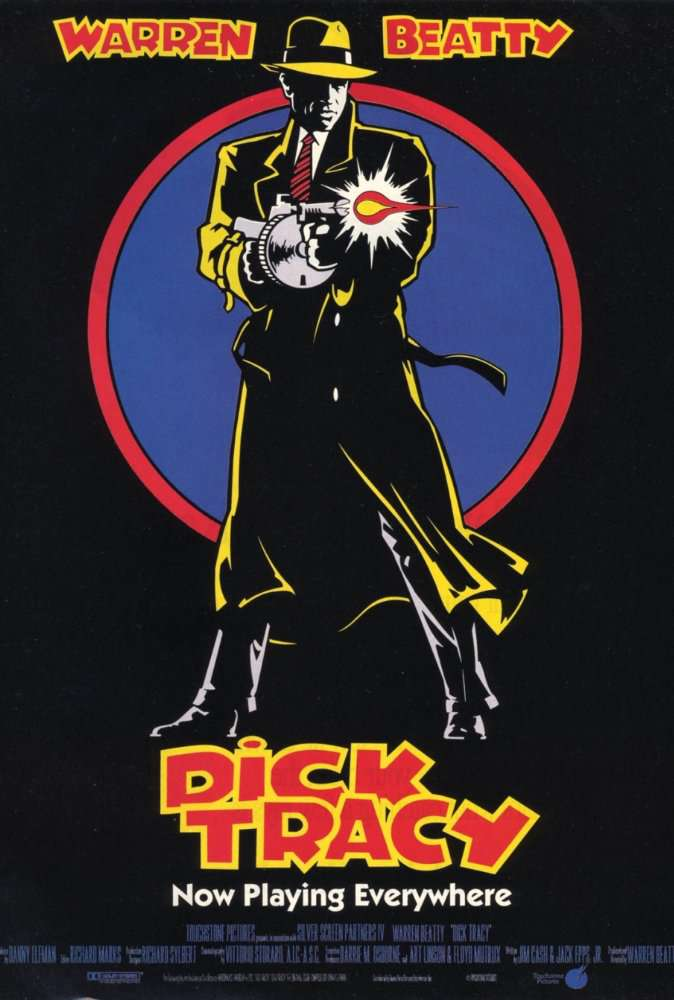 Dick Tracy 1990  BluRay x264x0rPRiME