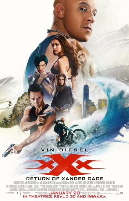 xXx Return of Xander Cage (2017) BDRip x264 AC3-iFT