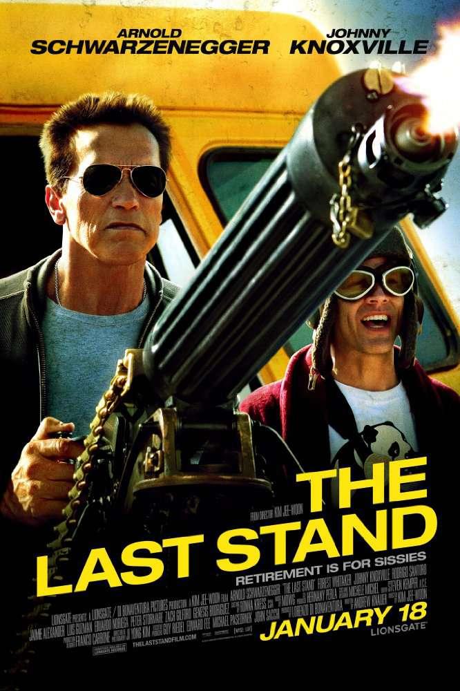 The Last Stand 2013 BluRay  DD5 1 10Bit H265d3g