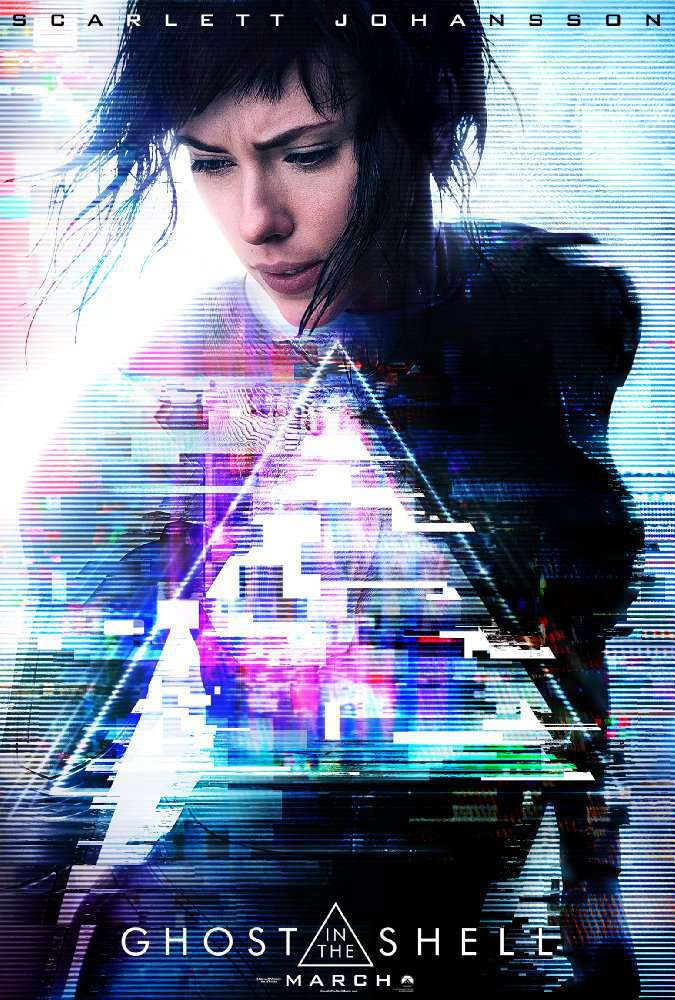 Ghost in the Shell 2017 BDRip x264DRONES