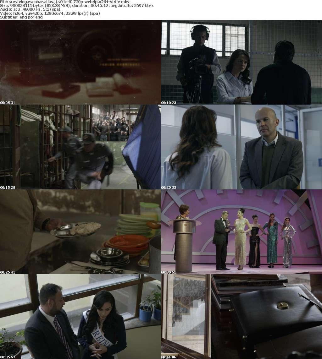 Surviving Escobar Alias JJ S01E40 720p WEBRip x264-STRiFE