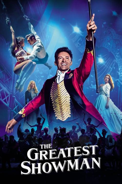 The Greatest Showman 2017 DVDR-JFKDVD