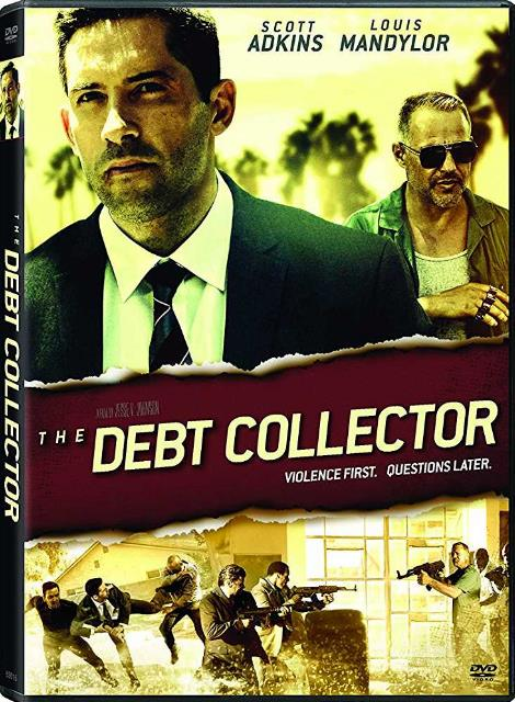 The Debt Collector (2018) 720p BRRip x264 MW