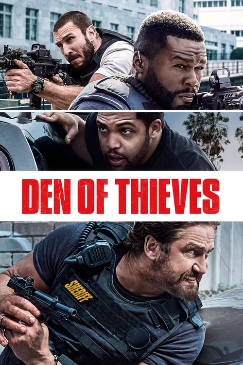 Den of Thieves 2018 UNRATED 1080p BluRay x264 DTS-WiKi