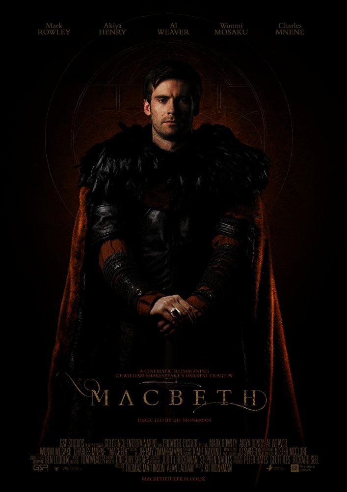 Macbeth (2018) HDRip XviD AC3-EVO