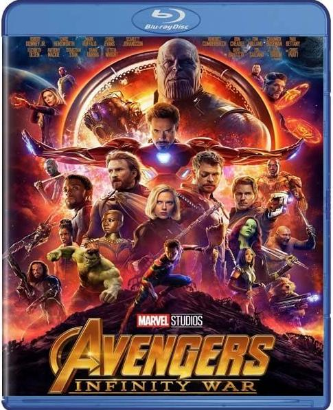 Avengers Infinity War (2018) English CAM x264 MP3 700MB-TEAMTR