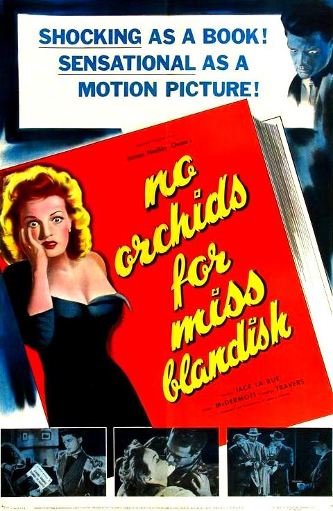 No Orchids for Miss Blandish (1948) 720p BluRay x264 x0r
