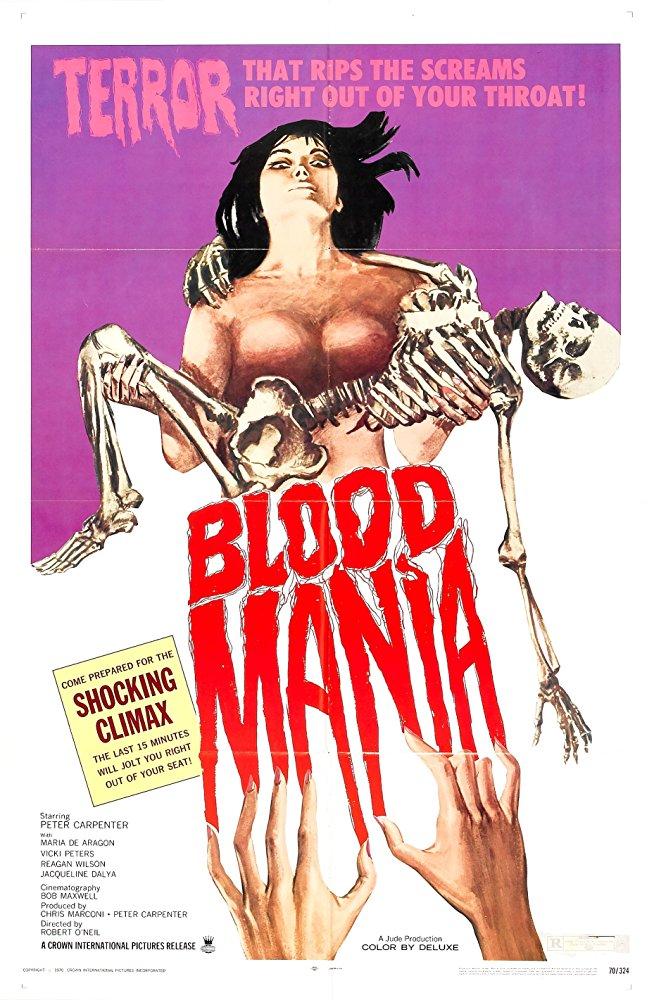 Blood Mania (1970) 720p BluRay x264 x0r