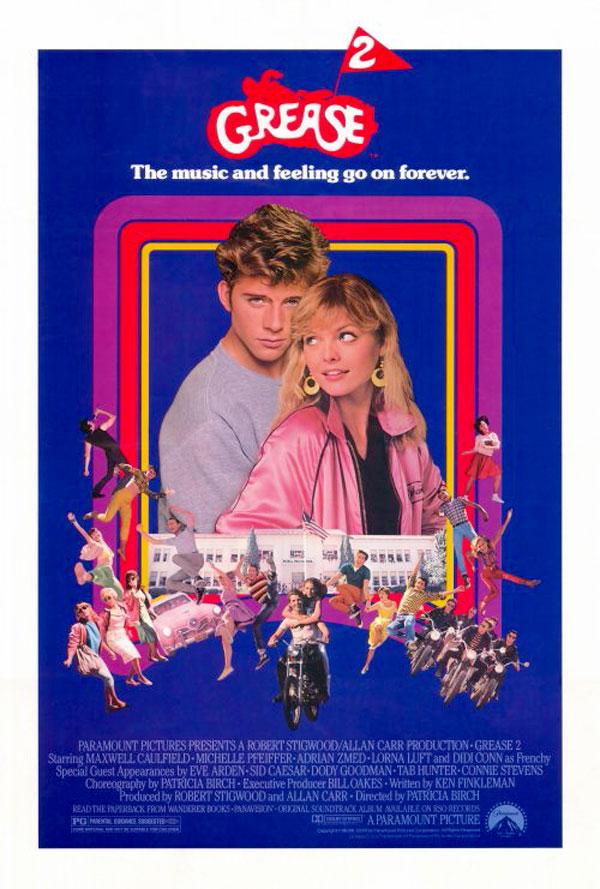 Grease 2 (1982) [BluRay] [720p] YIFY