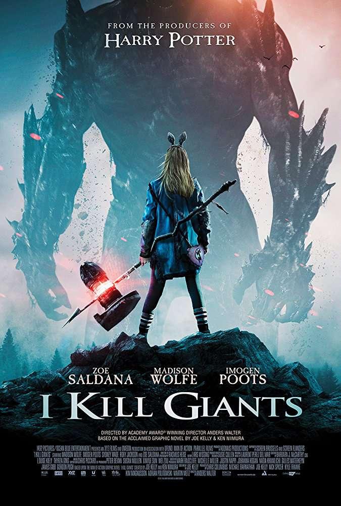 I Kill Giants 2018 DVDRIP H264 AC3-5 1-RypS