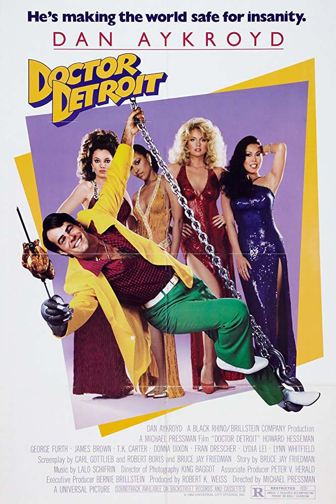 Doctor Detroit 1983 720p BluRay x264-x0r