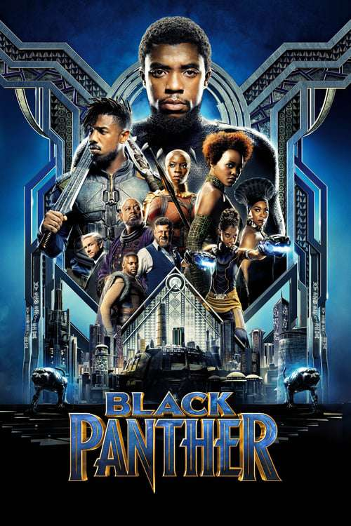 Black Panther 2018 2160p UHD BluRay REMUX HDR HEVC Atmos-EPSiLON