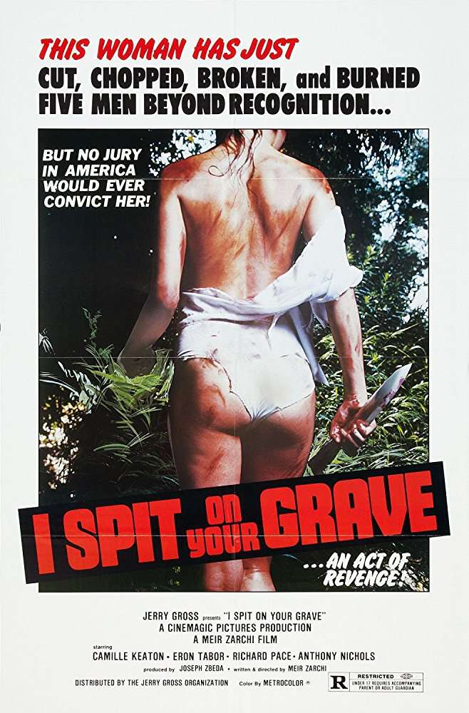 I Spit On Your Grave 1978 Directors Cut 1080p BluRay H264 AAC-RARBG