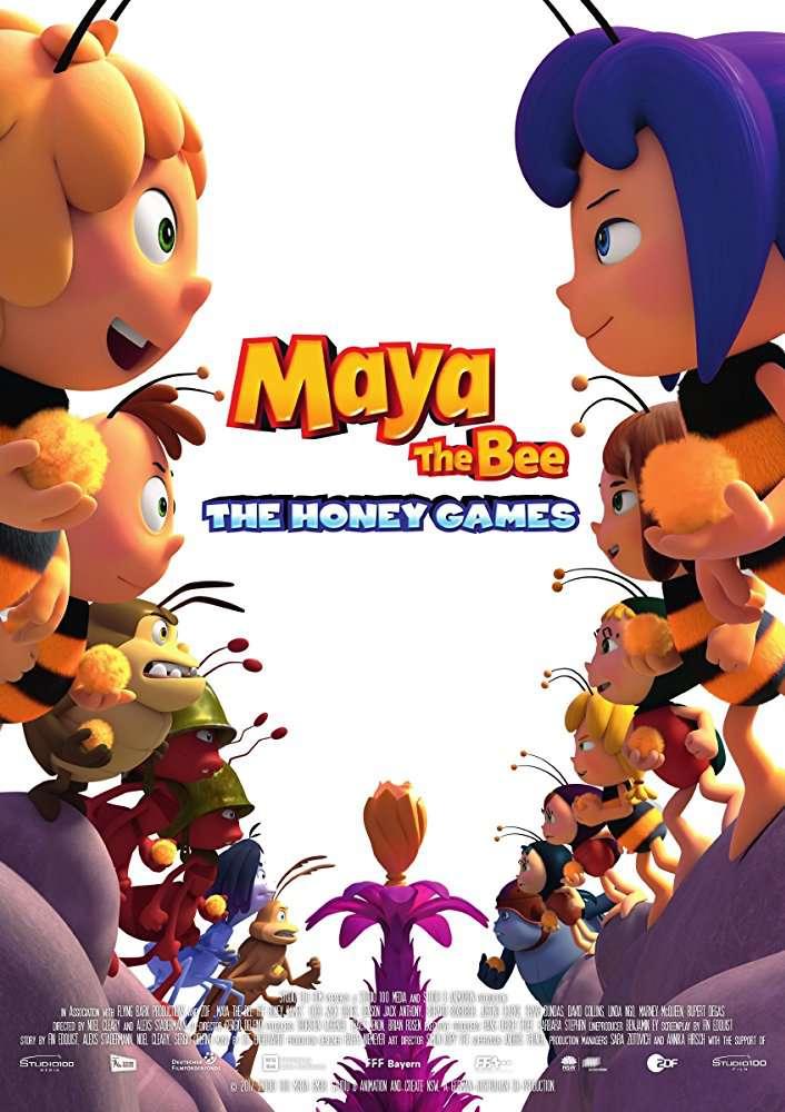 Maya the Bee The Honey Games (2018) [BluRay] [1080p] YIFY