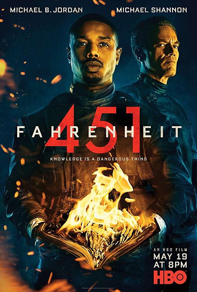 Fahrenheit 451 2018 HDRip x264 AC3-Manning