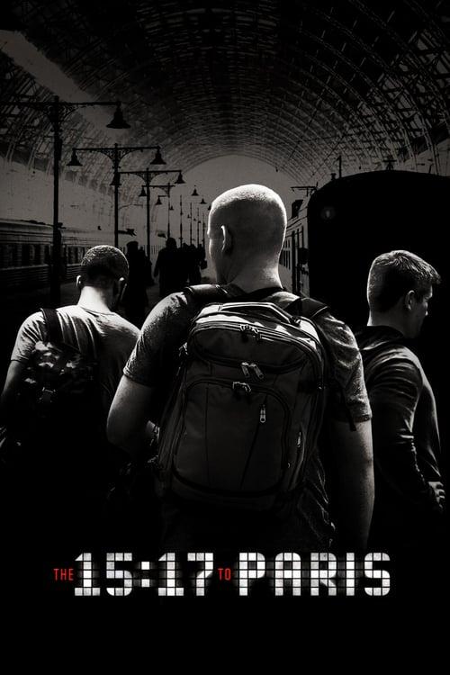 The 15 17 to Paris 2018 DVDR-JFK