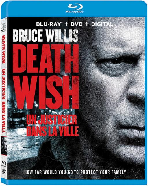 Death Wish (2018) 720p BluRay H264 [Italian+English] Ac3 5.1-MIRCrew