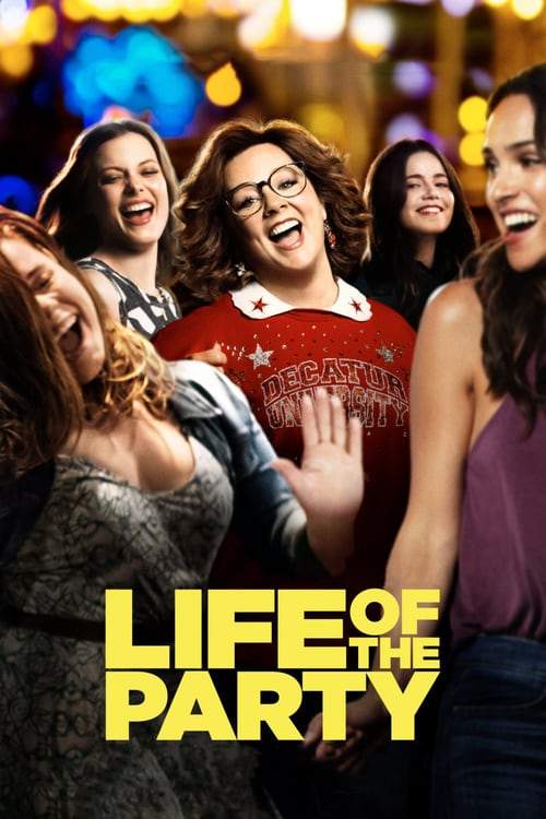 Life Of The Party 2018 HDRip XviD AC3-EVO