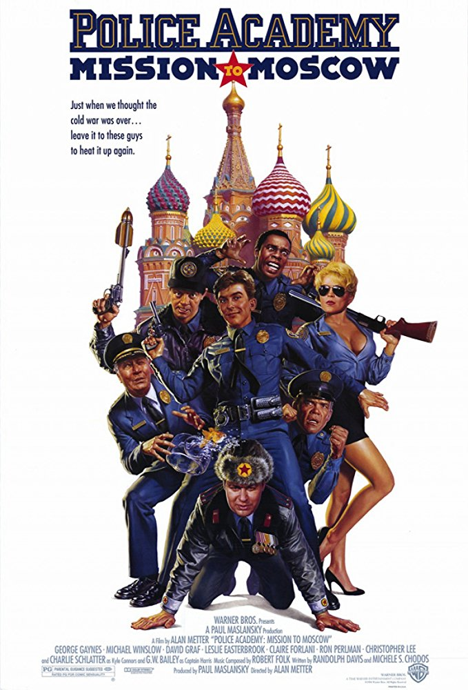 Police Academy 7 Mission To Moscow (1994) 1080p BluRay H264 AC 3 Remastered-nickarad