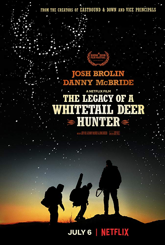 The Legacy of a Whitetail Deer Hunter (2018) 720p WEB-HD 600 MB - iExTV