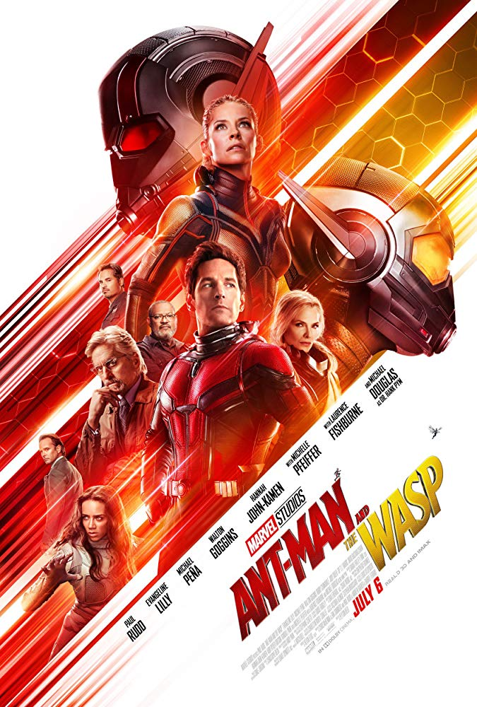 Ant-Man and the Wasp 2018 CAMRip X264 Clean Hindi Audio LLG