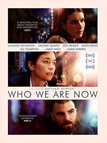 Who We Are Now (2018) HDRip AC3 X264-CMRG