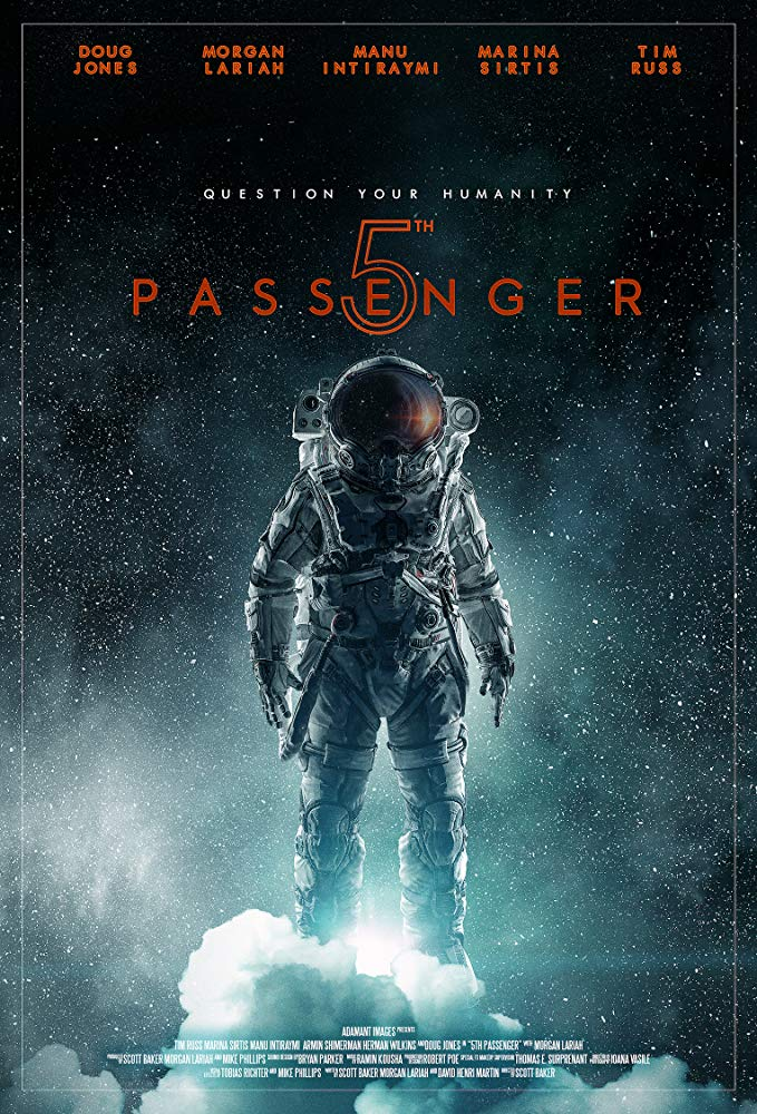 5th Passenger (2018) HDRip XviD AC3-iFT