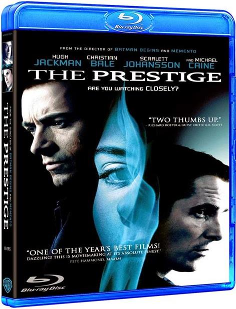 The Prestige (2006) 1080p BluRay x264 Dual Audio Hindi DD 2.0 - English DD 5.1 ESub MW