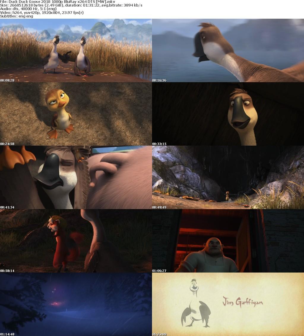 Duck Duck Goose (2018) 1080p BluRay x264 DTS MW