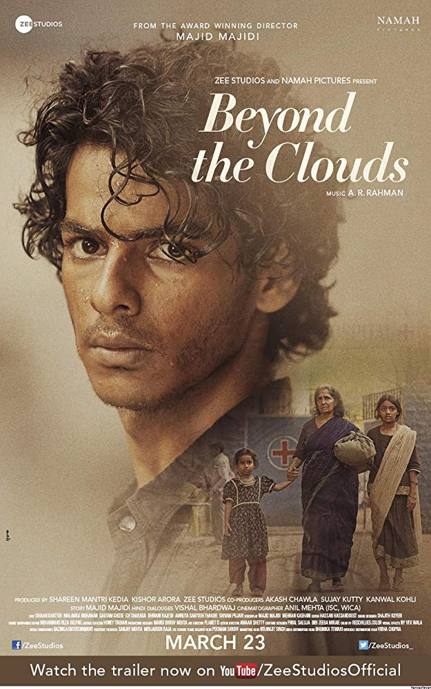 Beyond The Clouds (2018) 720p BRRip Hindi x264 AC3 Encoded By-RishiBhaiRDs