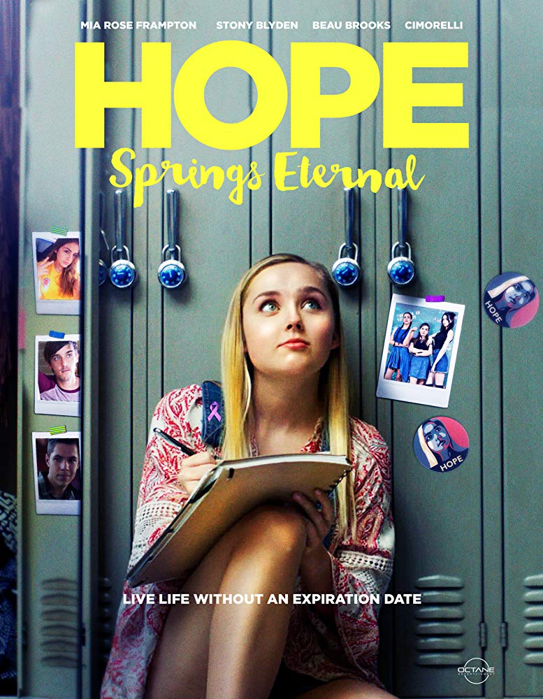 Hope Springs Eternal (2018) HDRip XviD AC3-EVO