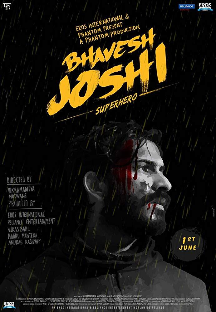 Bhavesh Joshi Superhero 2018 WebRip Hindi 720p 5 1 ESub - mkvCinemas