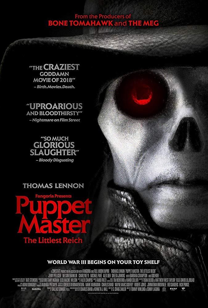Puppet Master The Littlest Reich 2018 1080p WEB-DL DD 5 1 x264 MW
